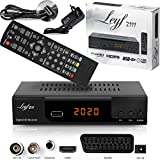 Kabelreceiver Kabel Receiver Receiver für digitales Kabelfernsehen - DVB-C (HDTV ,DVB-C / C2,...