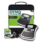 DYMO LabelManager 210D Beschriftungsgerät im Koffer   Etikettiergerät mit QWERTZ Tastatur &...