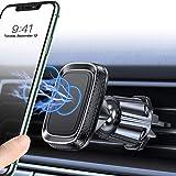 Miracase Handyhalterung Auto Magnet Handyhalter fürs Auto mit 6 Stärkste Magnete Universale Kfz Smartphone Halterung Lüftung für iPhone SE/ 11/11 Pro/XS/XR, Samsung Galaxy,iPad, Huawei usw