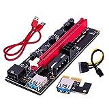PCI-E Riser 009S 16X Extender PCI-E Riser USB 3.0 Grafikkarte dedizierte PCIE Verlängerungskabel Adapterkarte