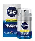 NIVEA Men, Regenerierende Nachtcreme für Männer, 50 ml Spender