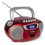 Blaupunkt B 110 CD Player Kinder | mit USB | mit Radio | Hörbuch Funktion | Kassettenplayer |...