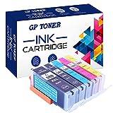 GP Toner XXL PGI-580 CLI-581 XXL Patronen Kompatibel für Canon 580 581 Druckerpatronen Kompatibel für Canon TR8550 TS6150 TS6250 TS8250 TS8150 TR7550 TS9550 TS6151 TS9155 TR8500 TS8251 TS705