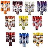 6 x 300ml Lufterfrischer Raumduftspray Duftspray Raumspray Frischeduft Spray gegen unangenehme Gerüche (Anti Tabak)