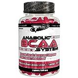 Anabolic BCAA für Schneller Muskelaufbau -- 300 Tabletten -- Verzweigtkettige Aminosäuren + Vitamin B6