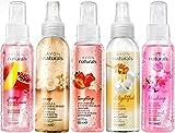 5 x Avon Naturals Körperspray Mix 5 x 100ml