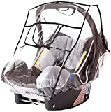 sunnybaby 20022- Universal Regenverdeck, Regenschutz COMFORT PLUS für Babyschale, Baby-Autositz,...