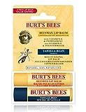 Burt's Bees Lippenbalsame, Hervorragendes Preis-Leistungs-Verhältnis mit dem Doppelpack bestehend aus zwei der beliebsten, 100% natürlichen