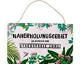 Die Spiegelburg GARTENSCHILD NAHERH NAHERHOLUNGSGEBI