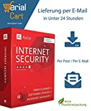 Avira Internet Security Suite 2020 | 3 Geräte / 1 Jahr | von SerialCart [Aktivierungscode per...