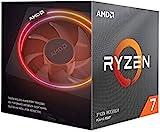 AMD Ryzen 7 3700X Prozessor, 4GHz AM4 36MB Cache Wraith Prism