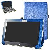 Insignia Flex 11.6 NS-P11W6100 Schutzhülle für 29,5 cm (11,6 Zoll) Insignia Flex 11,6 NS-P11W6100 Windows 10 Tablet, Dunkelblau
