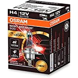Osram Night Breaker Laser 200 Halogen Birne - H4-12V/60-55W - pro Stück