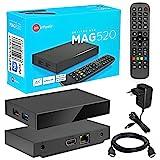 MAG 520 Original Infomir & HB-DIGITAL 4K IPTV Set TOP Box Multimedia Player Internet TV IP Receiver...