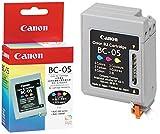 Canon BC-05 Tintenpatrone inkl. Druckkopf mehrfarbig