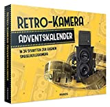 FRANZIS Retro-Kamera Adventskalender| In 24 Schritten zur Spiegelreflexkamera | Zum Zusammenstecken...