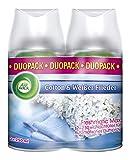 Air Wick Freshmatic Max Automatisches Duftspray Nachfüller, Cotton & weißer Flieder, Duo-Pack (2x250ml)