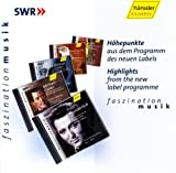 Faszination Musik: Highlights from the SWR Faszination Musik Programme 2001