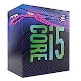 Intel Core i5-9400 Desktop-Prozessor, 6 Kerne 2,90 GHz bis 4,10 GHz Turbo LGA1151 300 Serie 65W Prozessoren BX80684I59400