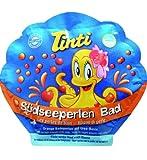 Tinti Südseeperlen Bad Badeperlen 80 g oranges Perlenbad