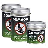 GOMAGO Marderschutz für Haus & Auto | zuverlässige und artgerechte Mardervergrämung durch...