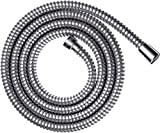 hansgrohe Metaflex Duschschlauch, 1,60m, Chrom