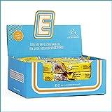 Energy Cake – Schoko-Banane 24x 125g (3kg) - Haferflocken Riegel mit langkettigen Kohlenhydraten, weniger Zucker & einzigartigem Geschmack – original Fitness Snack & Oat Meal Snack aus Österreich