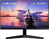 Samsung F27T352FHR 69cm (27 Zoll) LED Monitore, dunkelblau-grau