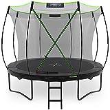 Kinetic Sports Gartentrampolin TUP1000, 305 cm, Black