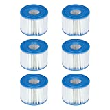 Intex, Filterkartusche für Easy-Set- / PureSpa-Pool, 29001E, Typ S1, 6Stück