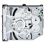 Ersatz-DVD-Laufwerk, ABS Portable Game Console Ersatzgehäuse Blu-Ray-DVD-CD-Laufwerk Single Eye-kompatibel für PS4 KEM-490-Treiber