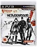 Metal Gear Solid 4: 25th Anniversary Edition (PS3) [UK Import]