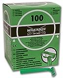 Wilkinson Einweg-Rasierer Krankenhaus mit einziehbarer-Funktion, Spenderbox, grün