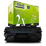 2X MWT Toner für Canon I-Sensys LBP 251 252 253 6300 6310 6650 6670 6680 dw x DN ersetzt 3479B002 719