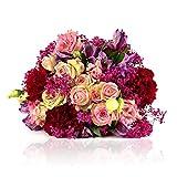 MIFLORA Blumenstrauß Alles Liebe   Entworfen von der Europameisterin