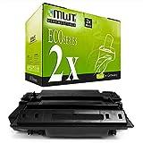2X MWT Toner für Canon Lasershot LBP 3460 ersetzt 0986B001 Schwarz Black CRG-710H