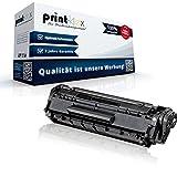 Print-Klex Tonerkartusche kompatibel für Canon Fax L 150 Fax L 170 3500B002 728 Black Schwarz - Office Plus Serie