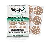 Gatapex Akupunktur-Pflaster (Größe M) Ø 32mm Hautfarbe 120 Stück