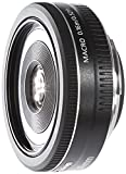 Canon Objektiv EF-S 24mm F2.8 STM Pancake für EOS (Festbrennweite, 52mm Filtergewinde), schwarz