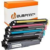 Bubprint Kompatibel Toner als Ersatz für Brother TN-242 TN-246 für DCP-9017CDW DCP-9022CDW HL-3142CW HL-3152CDW HL-3172CDW MFC-9142CDN MFC-9332CDW MFC-9342CDW Set 4er-Pack