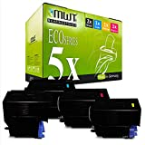 5X MWT Toner für Canon Imagerunner C 2380 2880 3080 3380 3580 V Ne i 2 ersetzt C-EXV 21
