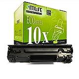 10x MWT Toner für Canon Imageclass MF 211 216 n ersetzt 737 9435B002 Black