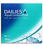 Dailies AquaComfort Plus Tageslinsen weich, 90 Stück, BC 8.7 mm, DIA 14.0 mm, -3.50 Dioptrien