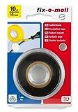 Ritterrath 3563281 Isolierband schwarz 10m 15mm
