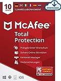 McAfee Total Protection 2020 | 10 Geräte | 1 Jahr| Antivirus Software, Virenschutz-Programm,...