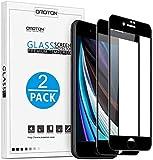 OMOTON [2 Stück] Panzerglas für Neu Apple iPhone SE 2020, Schutzfolie für iPhone SE 2...