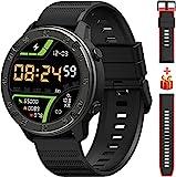 Smartwatch, Fitness Tracker 1,3 Zoll TFT-Display Fitness Armbanduhr mit Pulsuhr Schlafmonitor,...