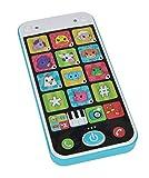 Simba 104010002 – ABC Smartphone für Kinder, Spielzeughandy mit Licht, Sound, verschiedenen...