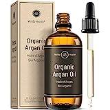 Bio Arganöl kaltgepresst für Haut, Haare & Nägel - 100ml aus Marokko