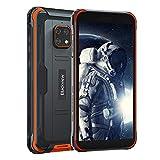 Blackview BV4900 (2021) Outdoor Smartphone ohne Vertrag, 5.580mAh, 3GB RAM+32GB ROM/128GB...